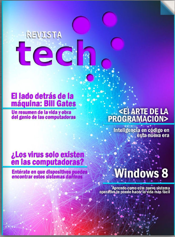 Revista Tech MX 2013 1