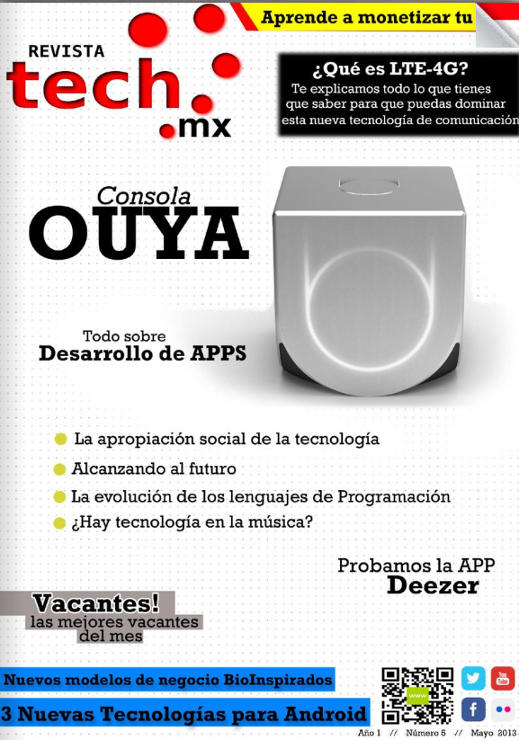 Revista Tech MX 2013 5