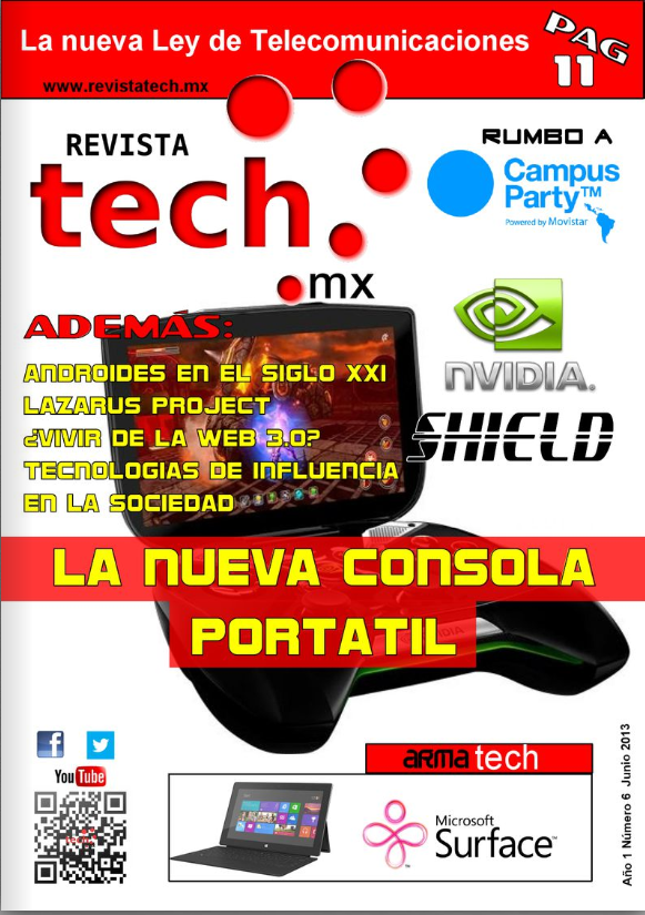 Revista Tech MX 2013 6