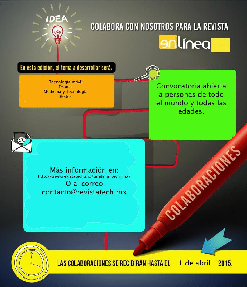 Convocatoria Tech MX